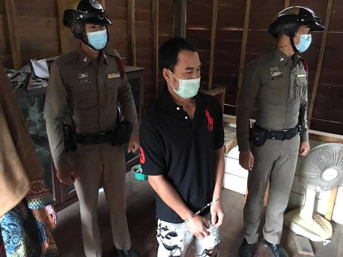 55歳の母親を強姦した容疑で35歳の男を逮捕