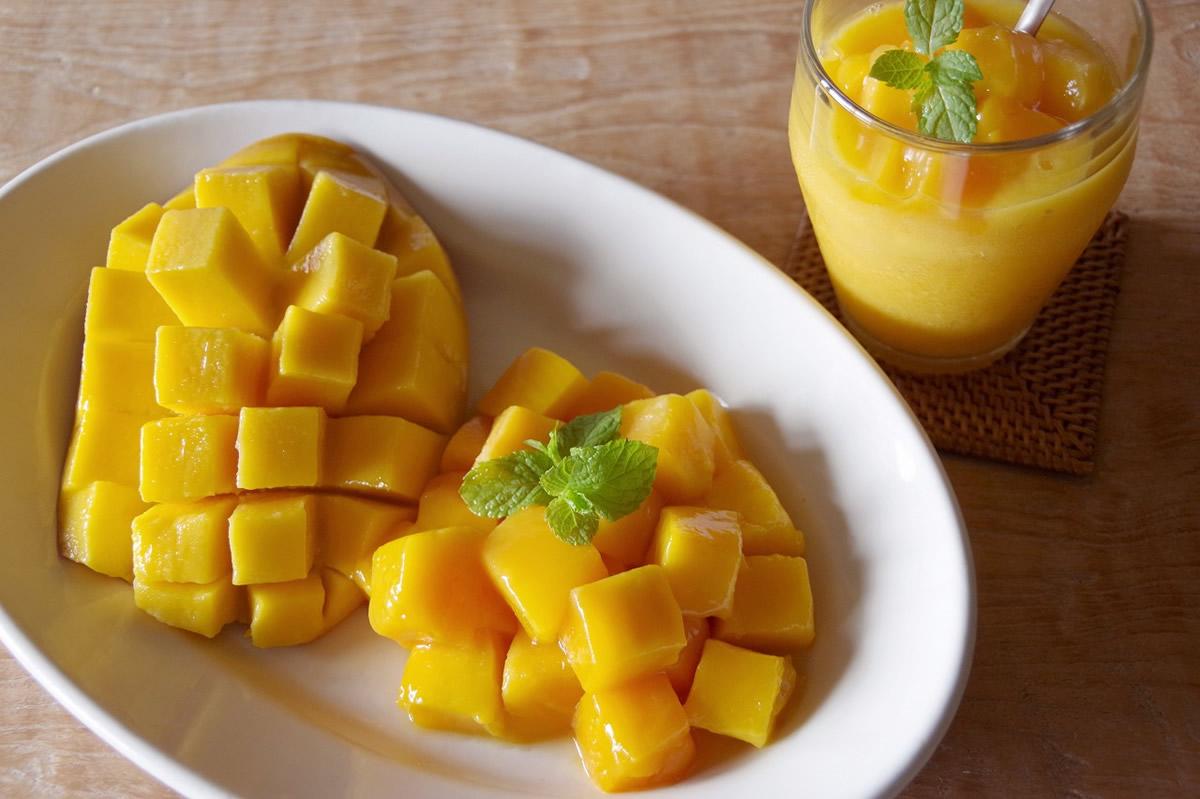 タイ・チェンマイ産の奇跡のマンゴー『太陽の雫』