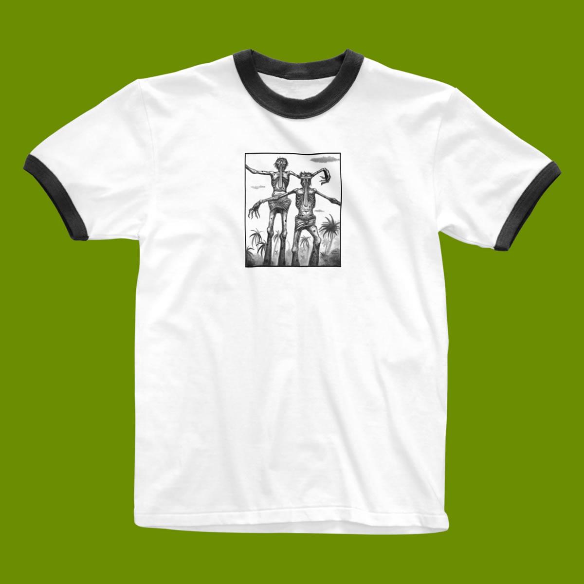 ピープレート- ผีเปรต Tシャツ