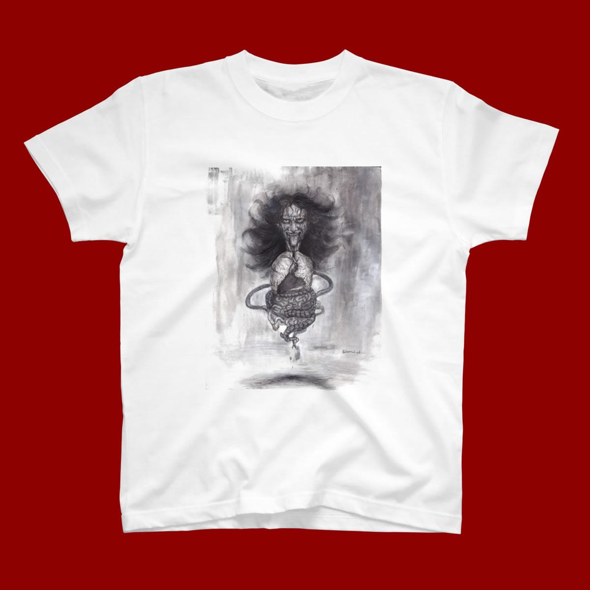 ピーガスー – ผีกระสือ Tシャツ