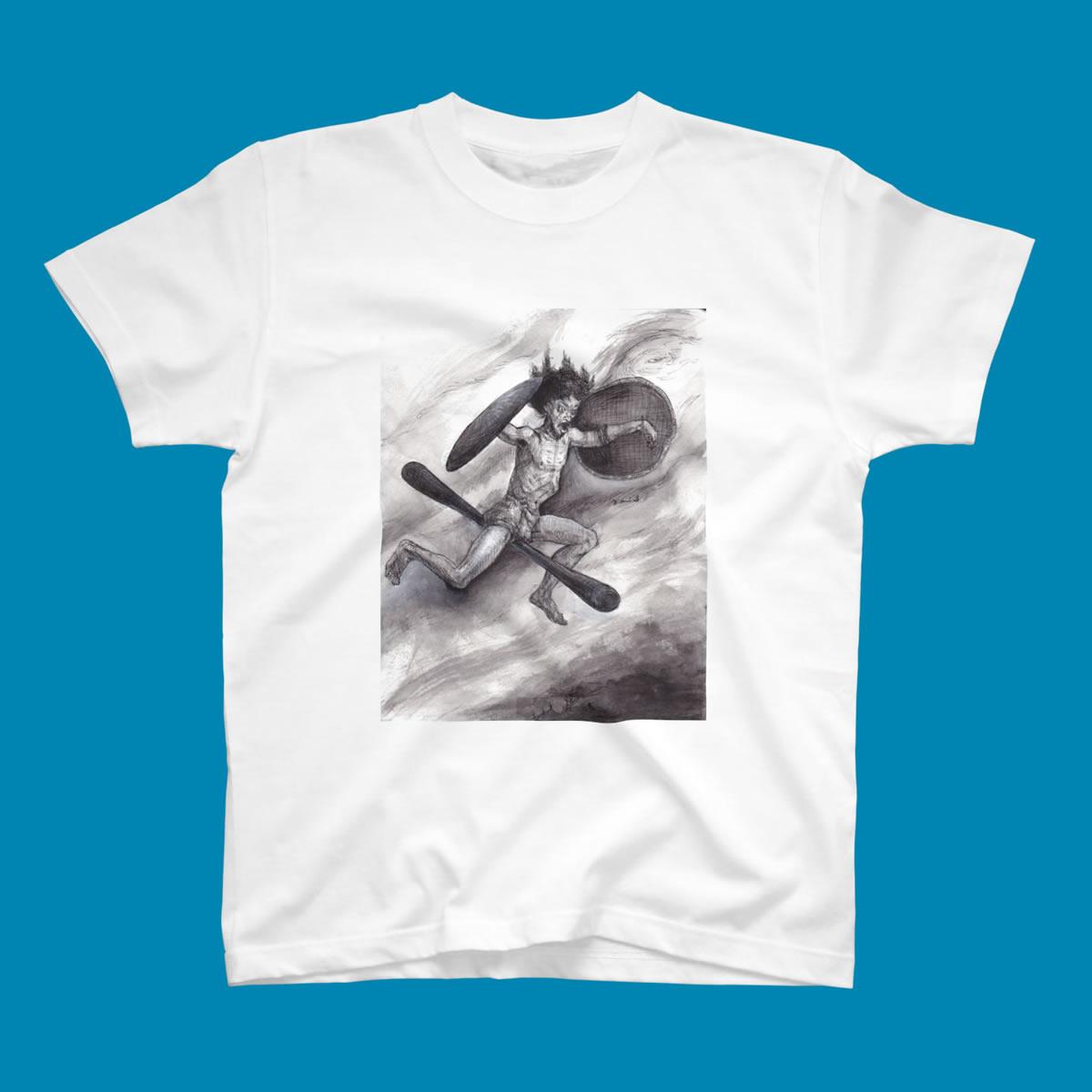 ピーガハン - ผีกระหัง Tシャツ