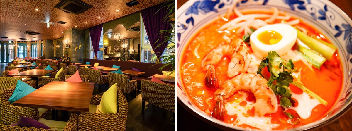 コンフォートイン東京六本木、タイの味も堪能できる洋食ビュッフェ朝食がスタート
