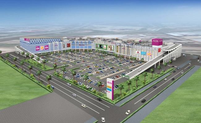 マレーシア最大級の旗艦店「イオンモール シャーアラム」が2016年3月22日オープン