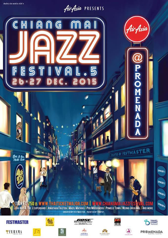 Chiangmai Jazz Festival 5