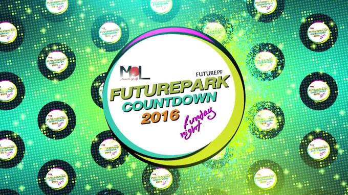 FUTURE PARK COUNTDOWN 2016
