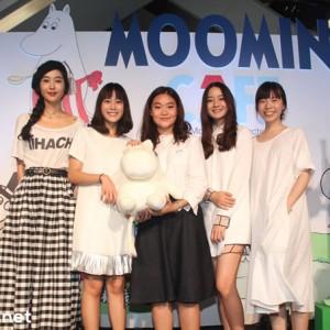 Moomin Cafe pics 01