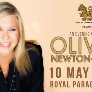 Singha Corporation presents An Evening with Olivia Newton John