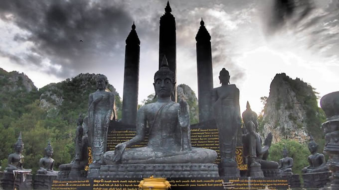 ワット・タムクラポーク寺院