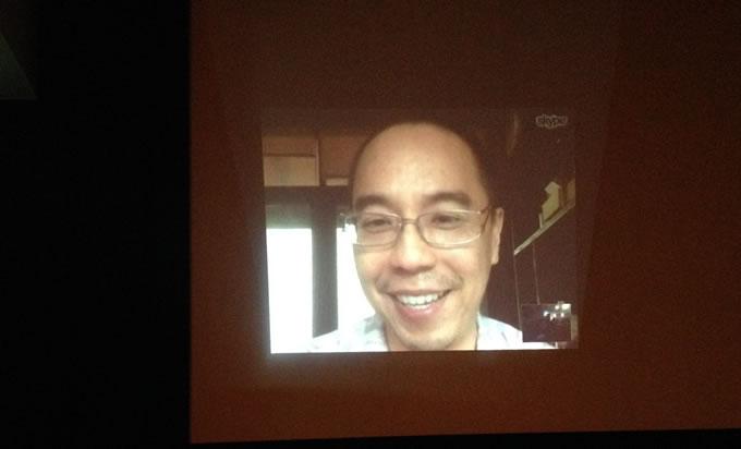 タイ映画「光りの墓」公開初日、アピチャッポン・ウィーラセタクン監督Q&Aレポート
