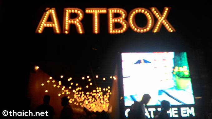 超人気ナイトマーケット「ART BOX」がスクンビット通り・プロムポンにやって来た!