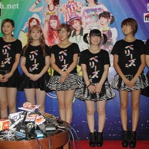 「Berryz Kobo Concert Tour 2013 Spring in Bangkok