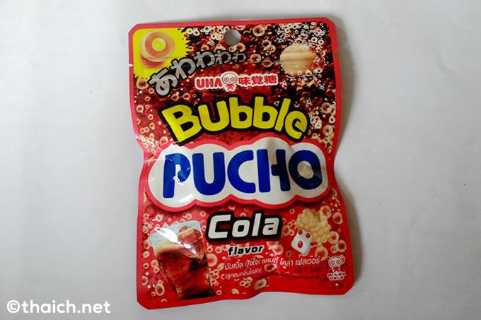 「Bubbke PUCHO」