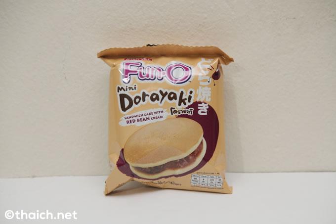 タイの激安ミニどら焼きは一個5バーツ(約15円)
