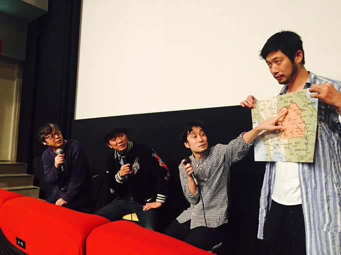 絶賛公開中!タイ映画「光りの墓」トークイベント第1 弾レポート