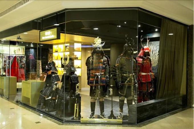 タイ・バンコクで戦国武将と花魁になれるフォトスタジオ「姫と侍」誕生
