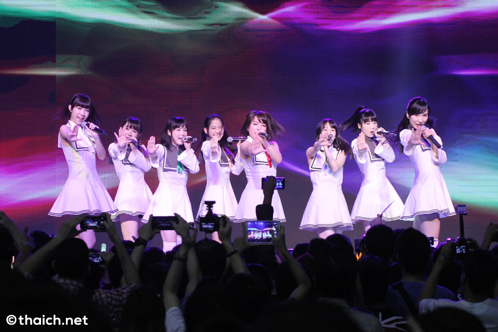 idolcollege japan expo in thailand 2016 01