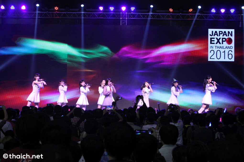 idolcollege japan expo in thailand 2016 10