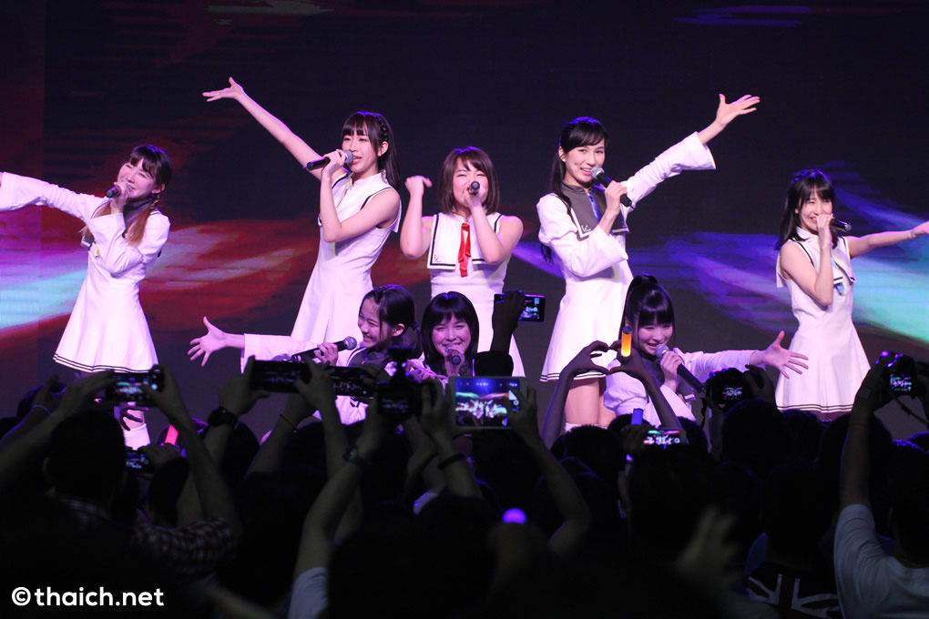 idolcollege japan expo in thailand 2016 11