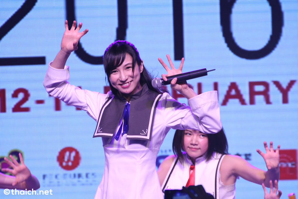 idolcollege japan expo in thailand 2016 12