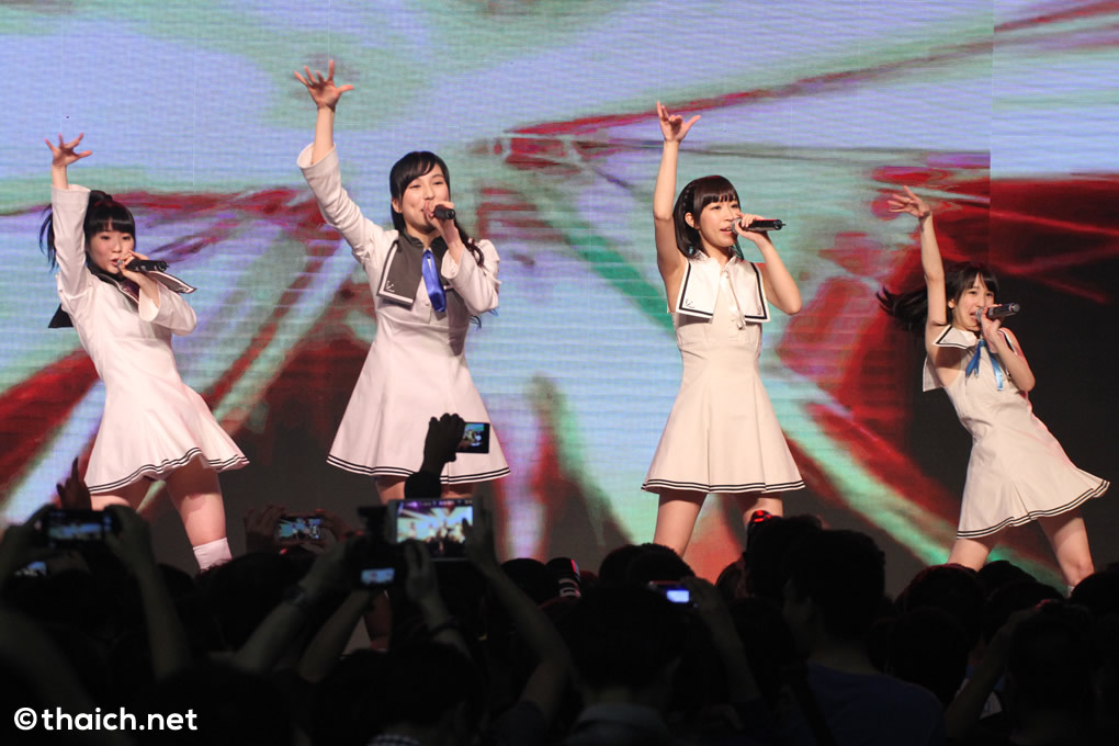 idolcollege japan expo in thailand 2016 16