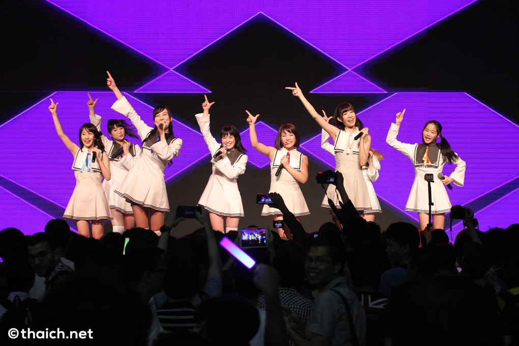 idolcollege japan expo in thailand 2016 28