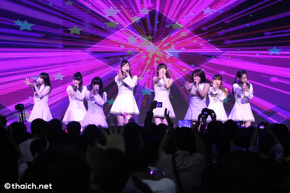 idolcollege japan expo in thailand 2016 30
