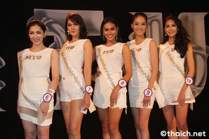 Miss Tiffany's Universe 2016 ファイナリスト31名