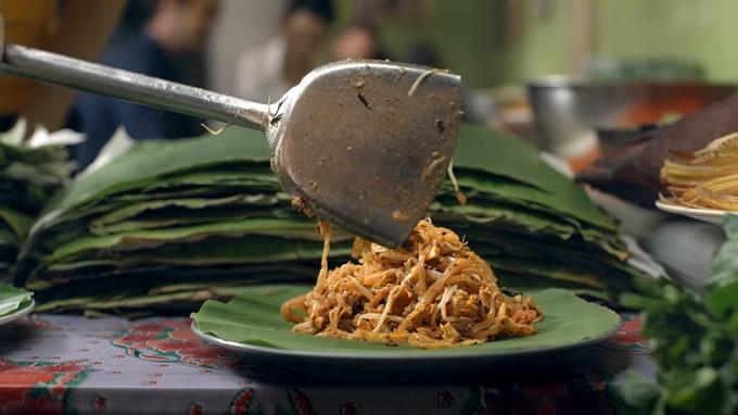 タイの焼きそばパッタイはいかが?