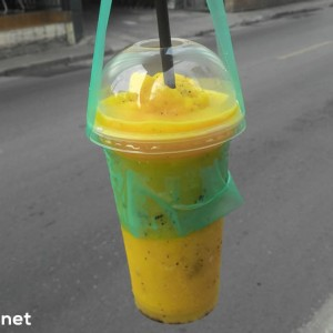 passionfruit Smoothie