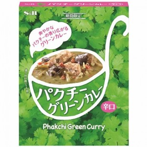 phakci green curry