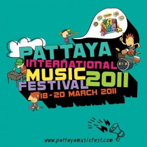 パタヤ音楽祭2011 ジャニーズ勢は3月18日午後7時半よりバリハイ埠頭ステージ