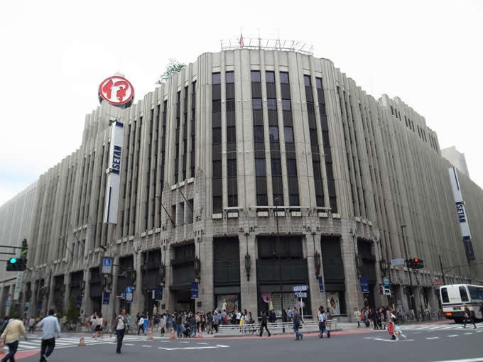 shopping tokyo