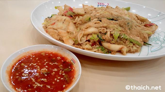 タイ式の鍋料理「タイスキ」にはスープ無しもあった