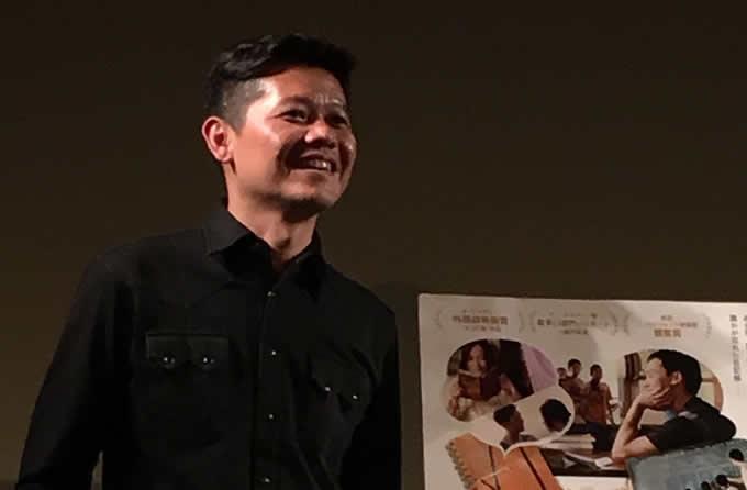 あだち充「タッチ」に影響を受けた監督、タイ映画「すれ違いのダイアリーズ」舞台挨拶レポート