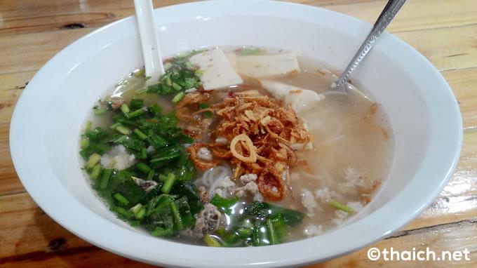 """ベトナムからタイとラオスに伝わった?東南アジアの""""うどん""""のような麺料理"""